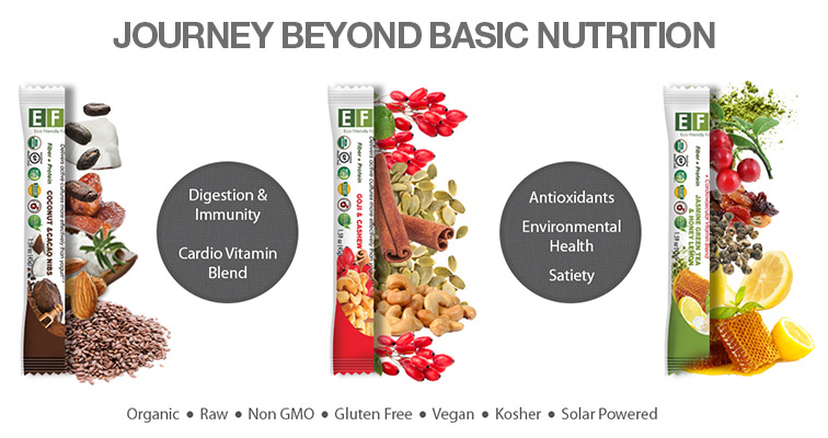 Our Journey Beyond Basic Nutrition