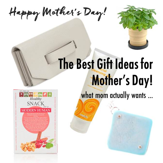 The Best Gift Ideas for Mothers Day!