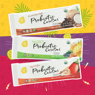 Top health benefits of your favorite probiotic bar, Probiotic CareBar®