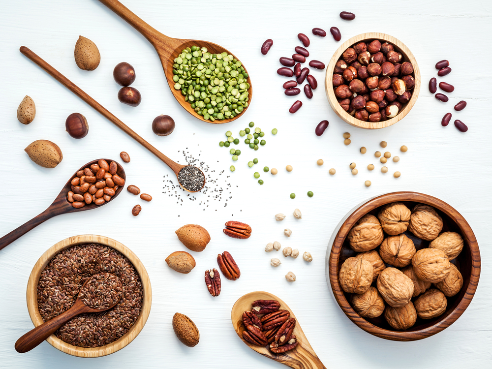 Go Nuts: Feed Your Brain